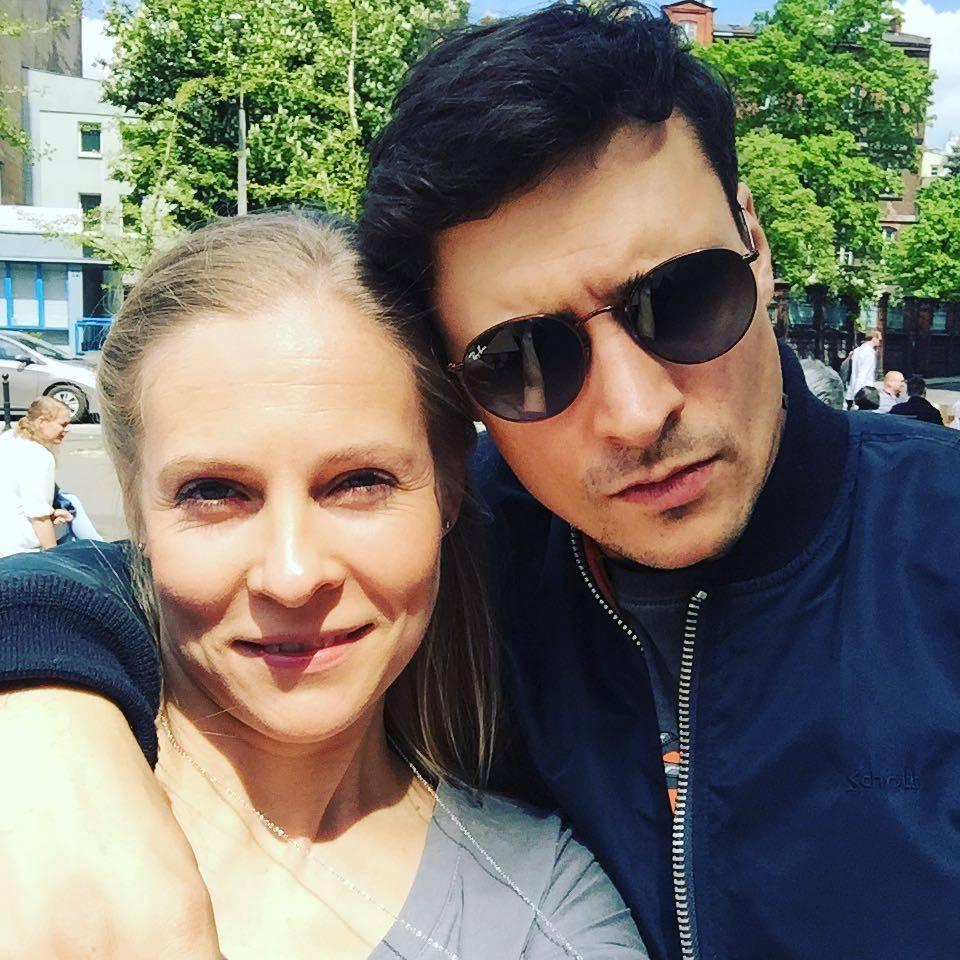 Przystojny Mateusz Damięcki i Paulina Andrzejewska zostali rodzicami
