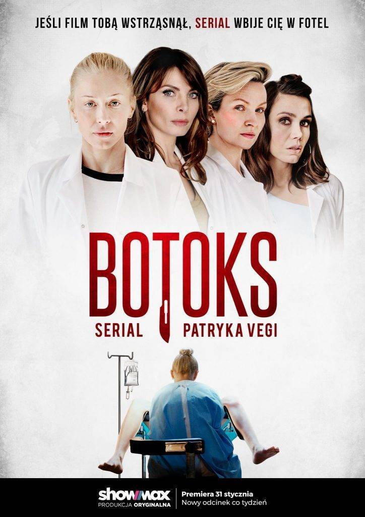 Serial Botoks w Showmax Polska