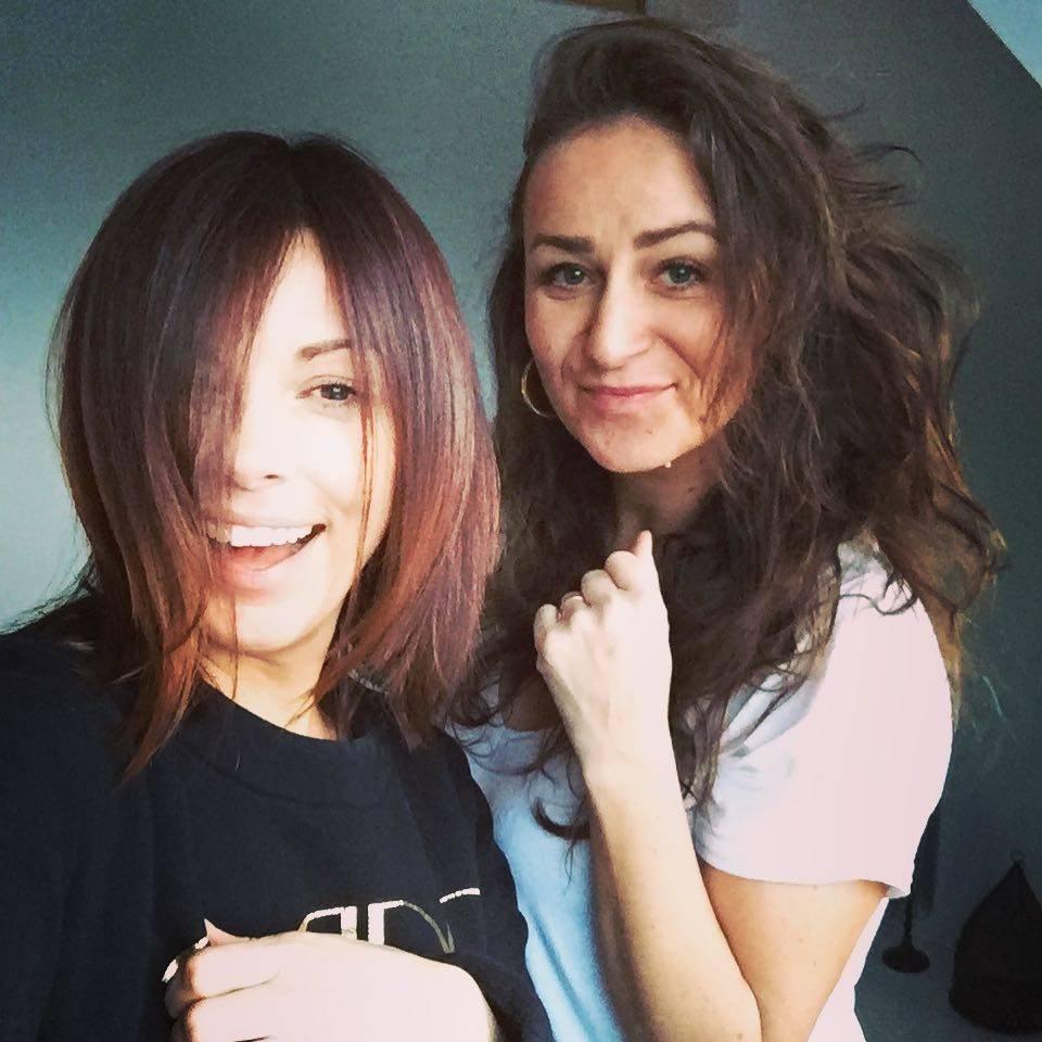 Katarzyna Glinka ścięła i przefarbowała swoje włosy