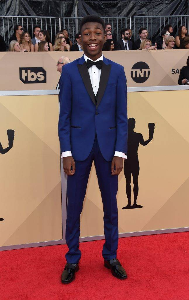 Niles Fitch - SAG Awards 2018,