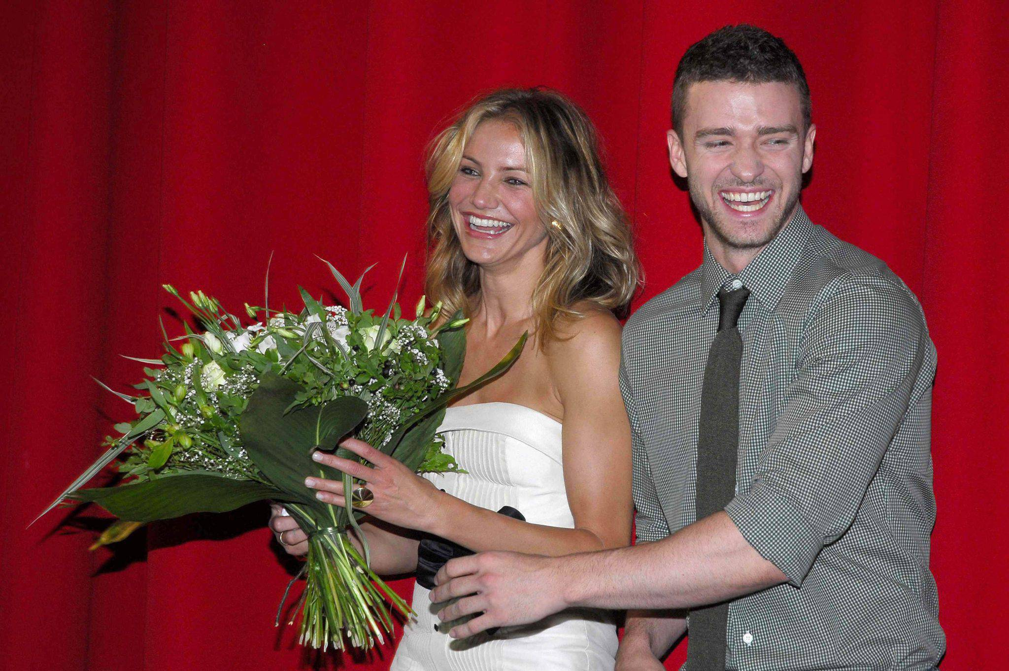 Justin Timberlake i Cameron Dian byli parą w latach 2003 - 2006