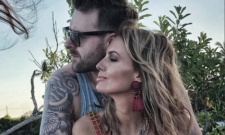 Agnieszka Hyży i Grzegorz Hyży złożyli noworoczne życzenia