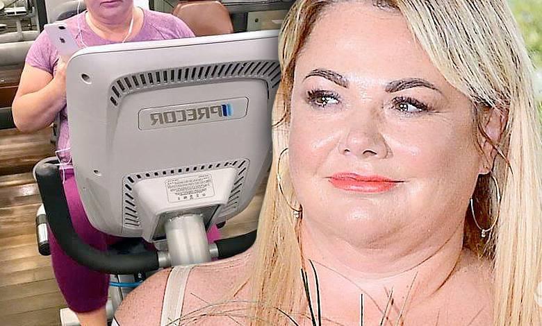 Katarzyna Niezgoda bez makijażu