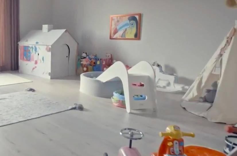 Zosia Ślotała pokazała mieszkanie