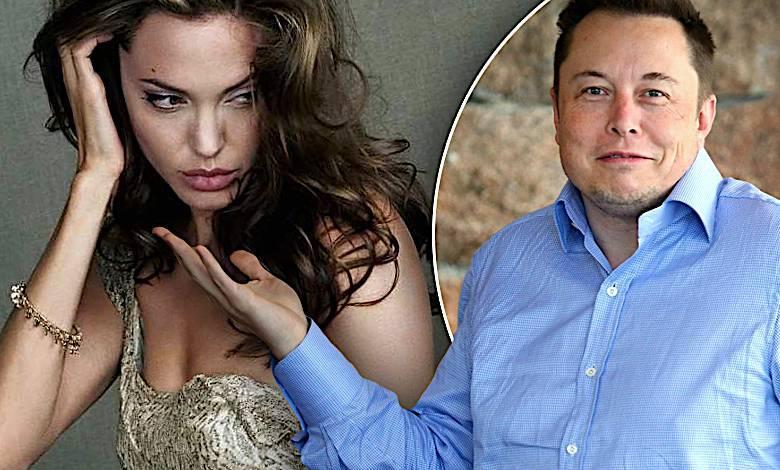 Angelina Jolie, Elon Musk