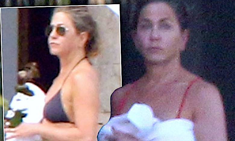Jennifer Aniston w ciąży? Zdjęcia