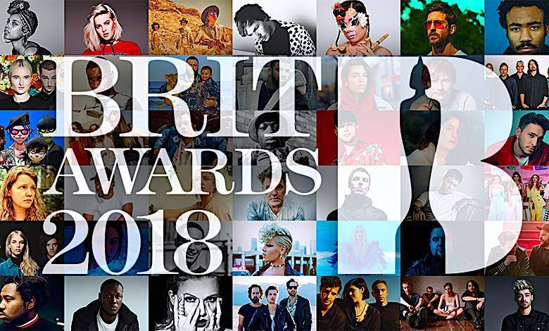 Brit Awards 2018 nominacje, transmisja, gala, zdjęcia