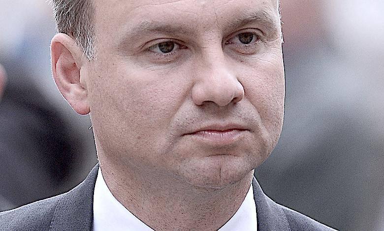 Andrzej Duda żałoba