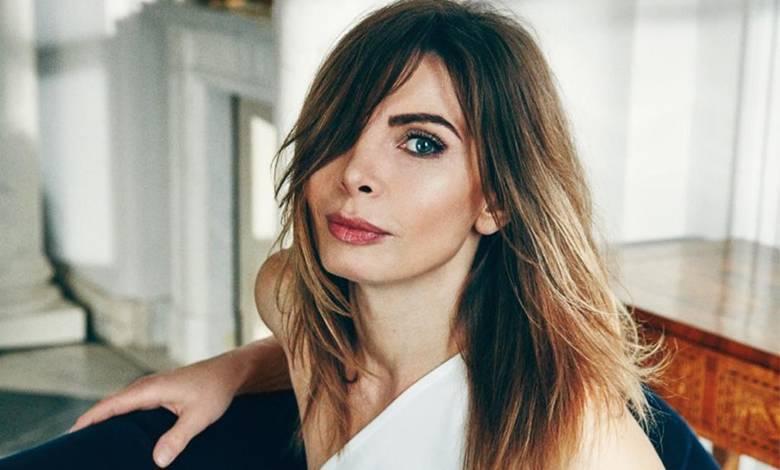 Zdjęcie (2) 44-letnia Agnieszka Dygant pokazała swoją twarz bez makijażu! Młodsze aktorki mogą przez nią wpaść w kompleksy!