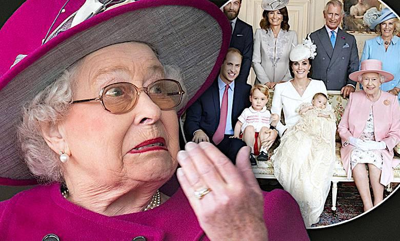 Rodzina królewska, Elżbieta II