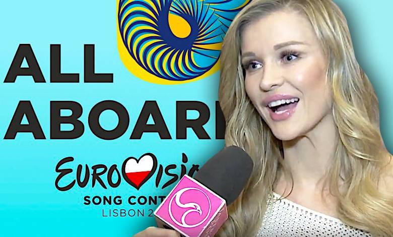 Joanna Krupa Eurowizja 2018 piosenka