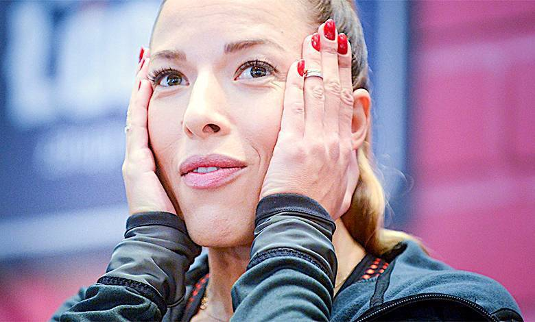 Ewa Chodakowska bez makijażu