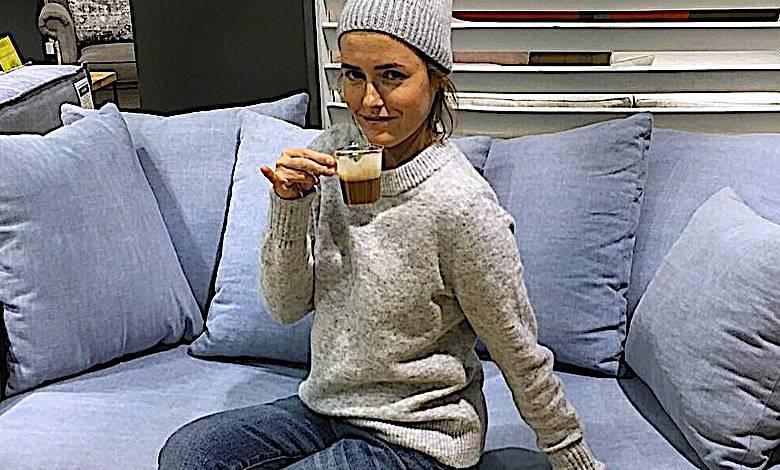 Olga Frycz mieszkanie