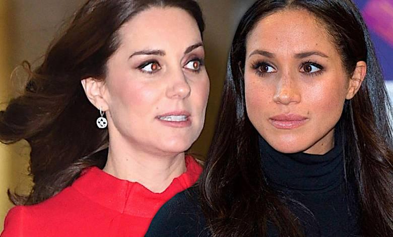 Księżna Kate nie chce mieć zdjęć z Meghan Markle