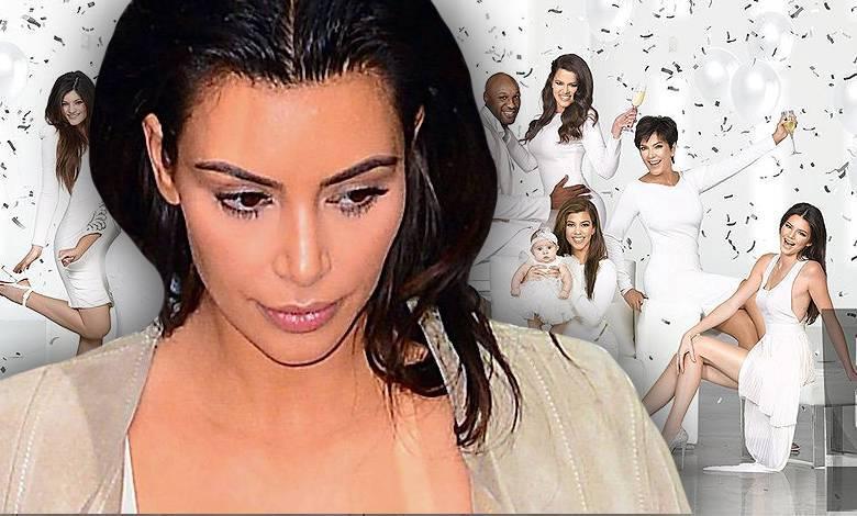 Kim Kardashian rodzina