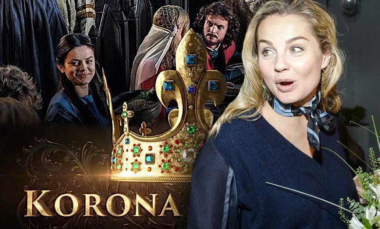 Małgorzata Socha komentuje Koronę Królów
