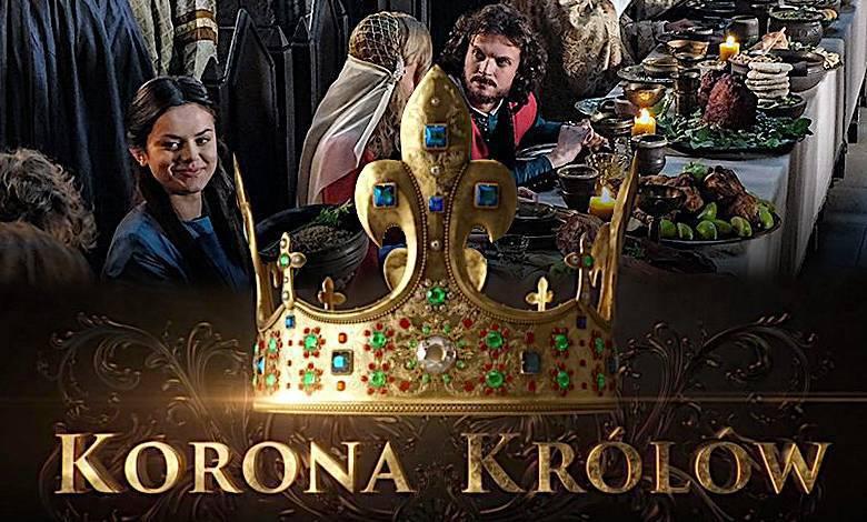 Korona Królów wyniki oglądalności serialu, ilu widzów