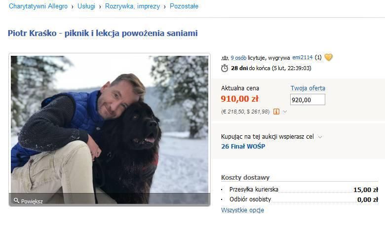 Piotr Kraśko - Rzeczy od serca 2018