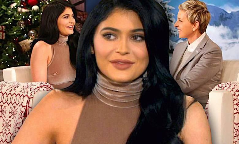 Kylie Jenner w ciąży