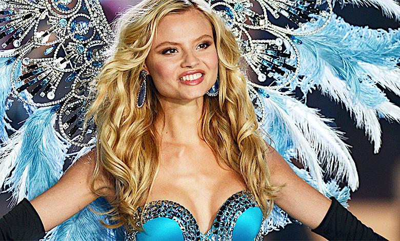 Magdalena Frąckowiak w bikini, Victoria's Secret