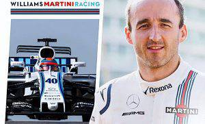 Robert Kubica, Martini