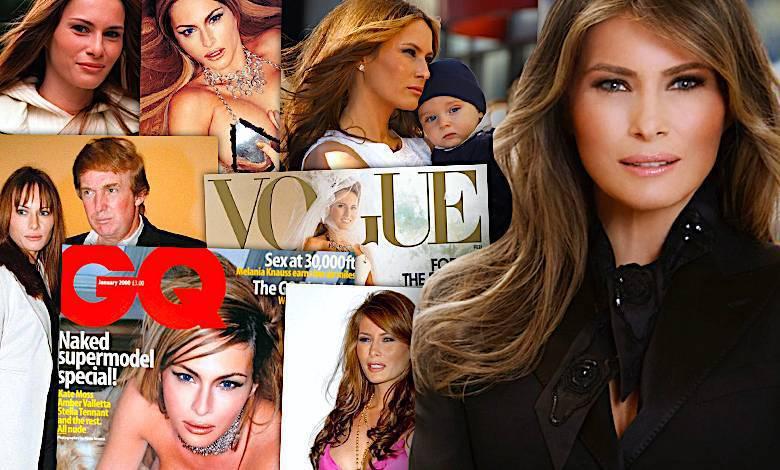 Historia Melanii Trump. Modeling, pieniądze, sława i skandale… Kim była zanim została Pierwszą Damą? [DUŻO ZDJĘĆ]