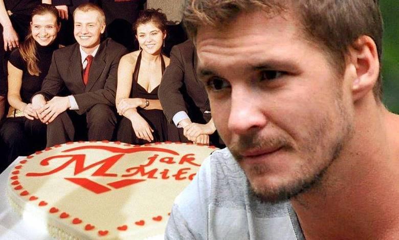 Michał Roznerski odchodzi z M jak miłość?