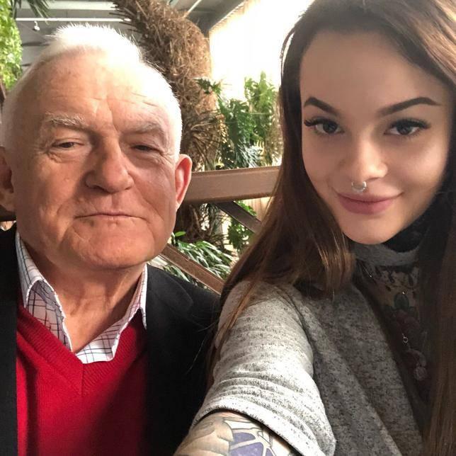 Leszek Miller & Monika Miller