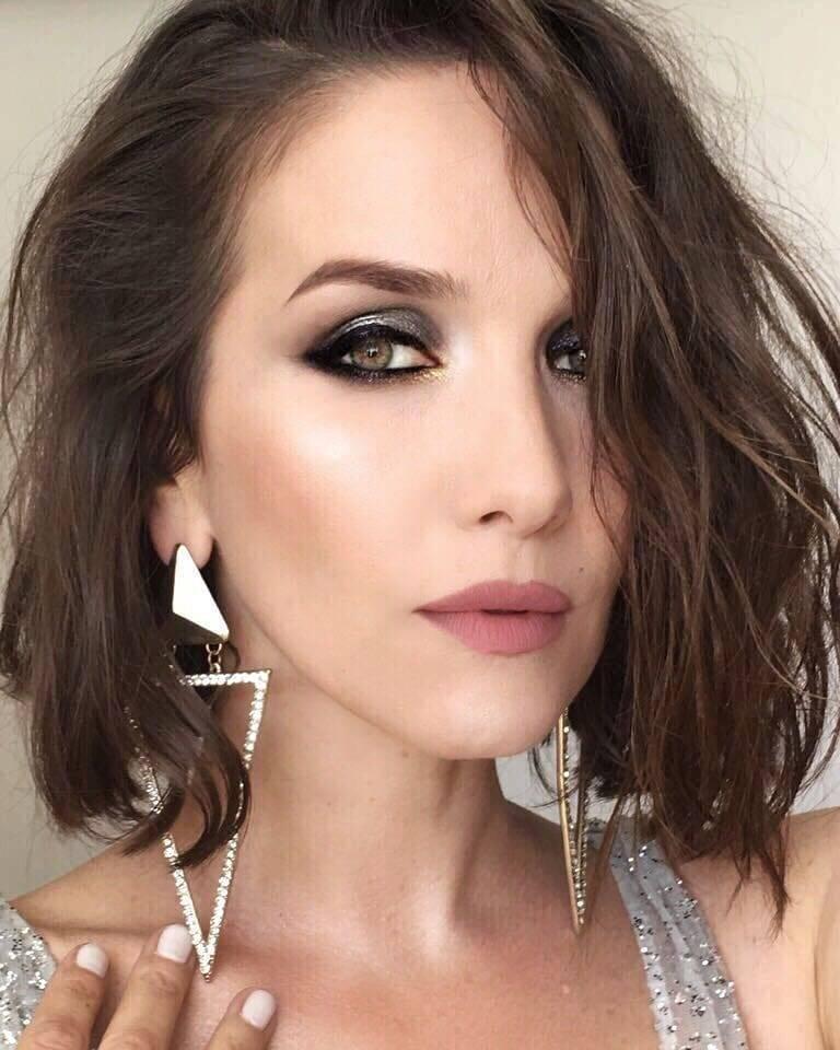 Zbuntowany Anioł Natalia Oreiro Wygląda Jak Demon Seksu