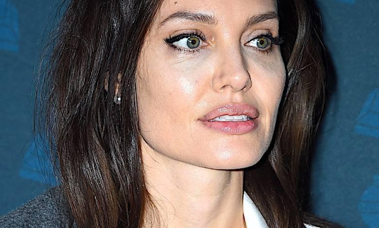 Angelina Jolie załamana