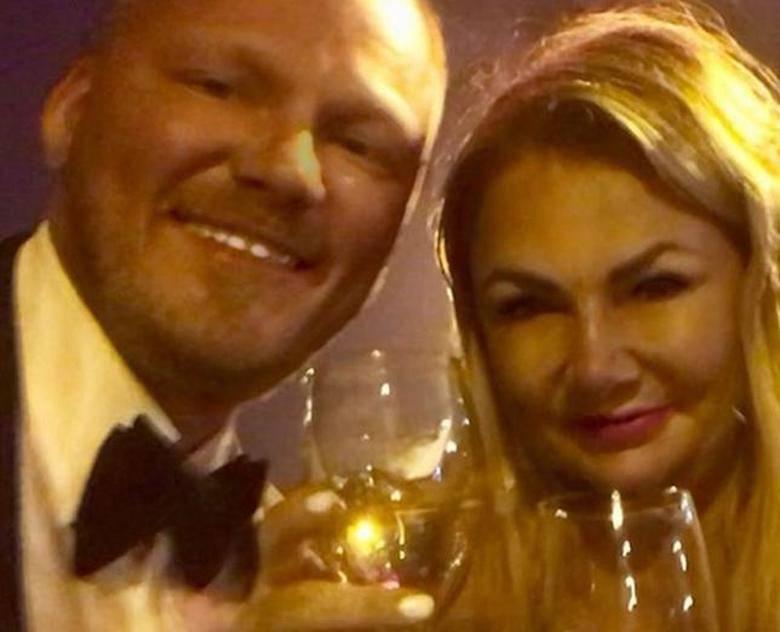 Kasia Niezgoda i Paweł, partner bizneswoman