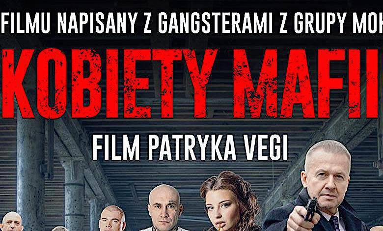 Kobiety Mafii - oficjalny plakat