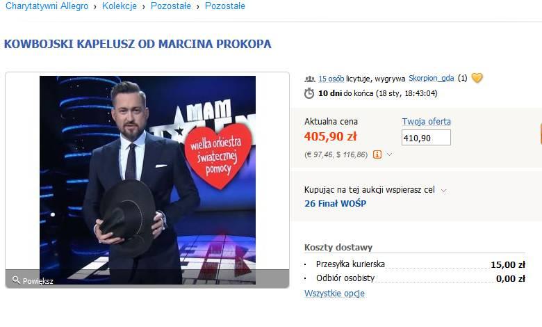 Marcin Prokop - Rzeczy od serca 2018