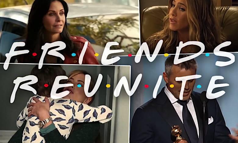 Przyjaciele film, zwiastun, trailer