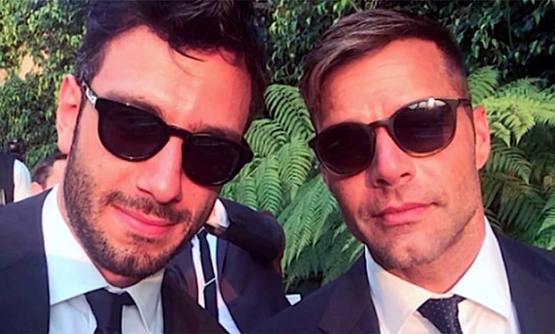 Ricky Martin i Jwan Yosef ślub