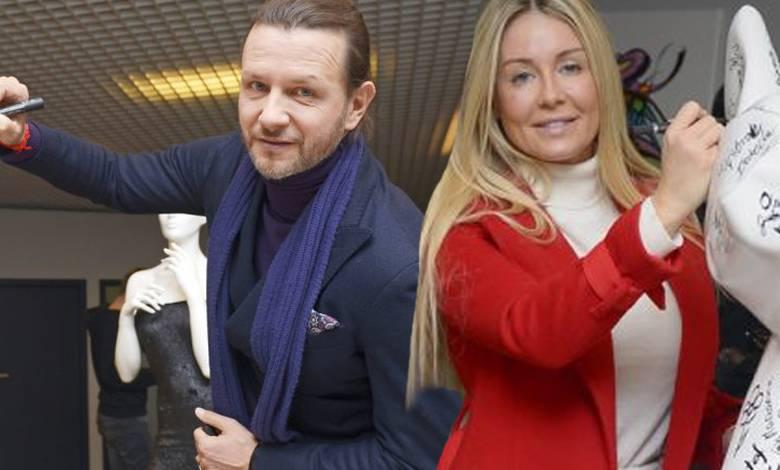 Małgorzata Rozenek i Radosław Majdan wsparli fundację Ewy Minge