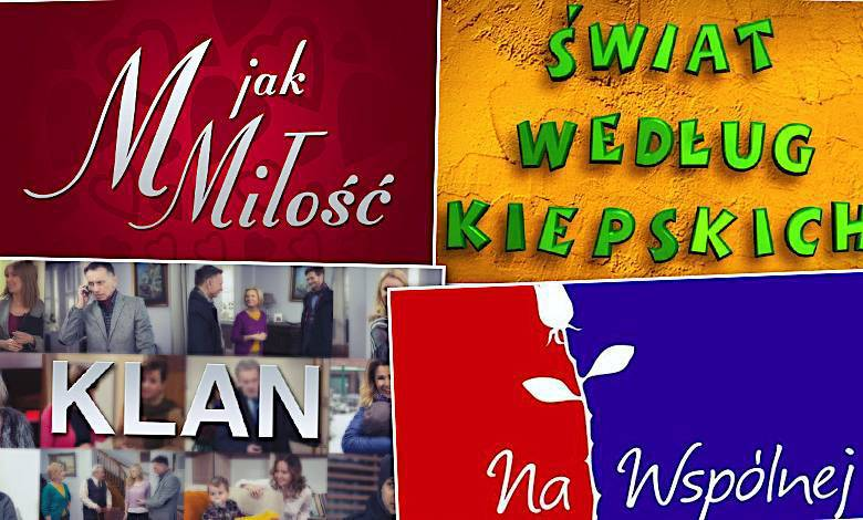 Najstarsze polskie seriale