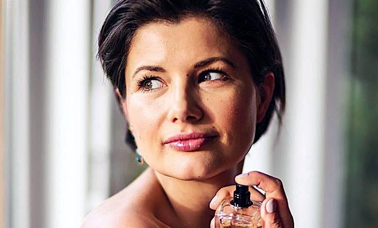 Agnieszka Sienkiewicz bez makijażu