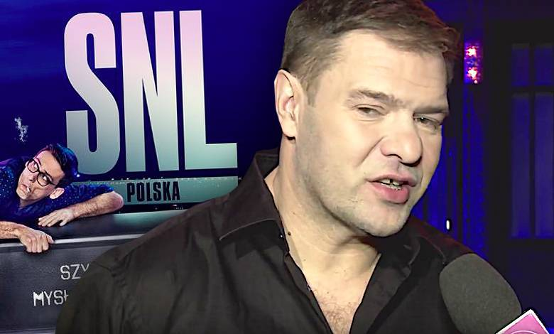 Tomasz Karolak o Saturday Night Live