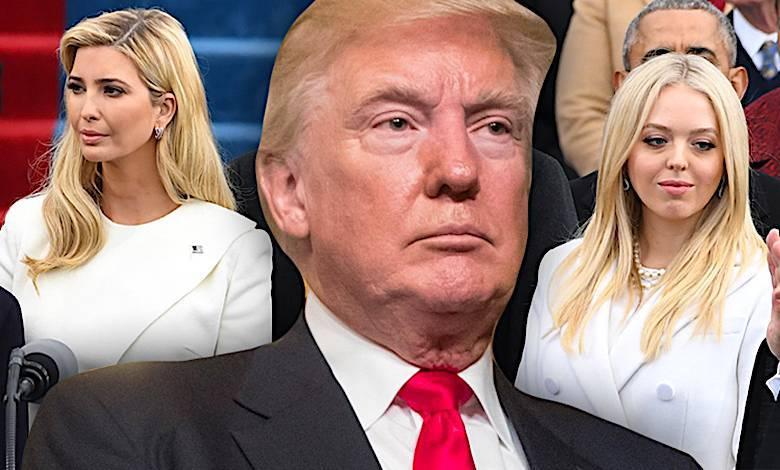 Donald Trump córki