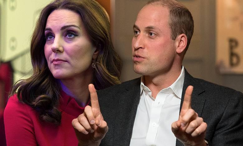 Książę William nie nosi ślubnej obrączki