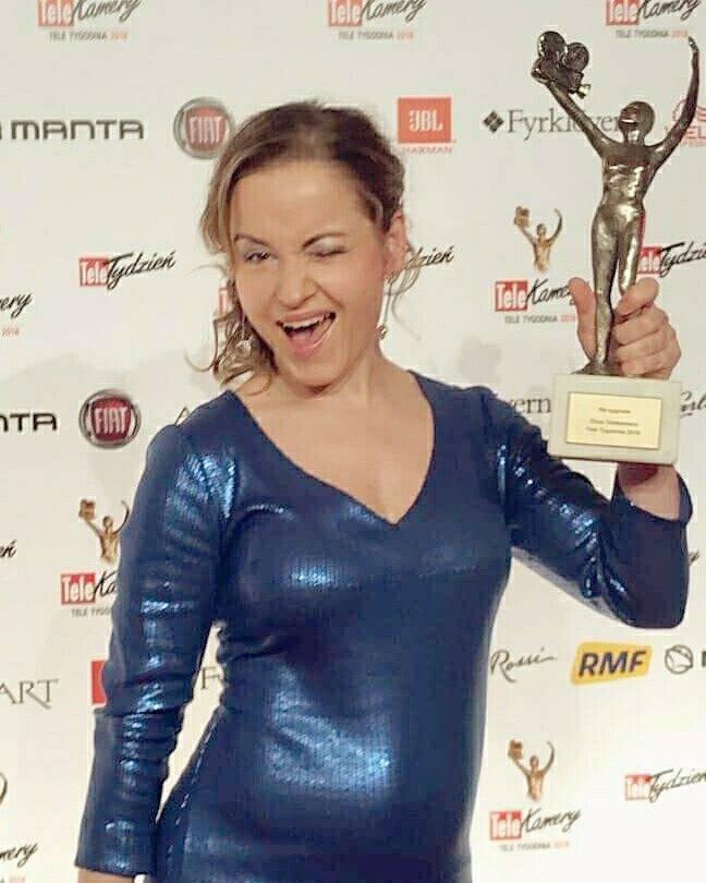 Anna Haba – Telekamery 2018