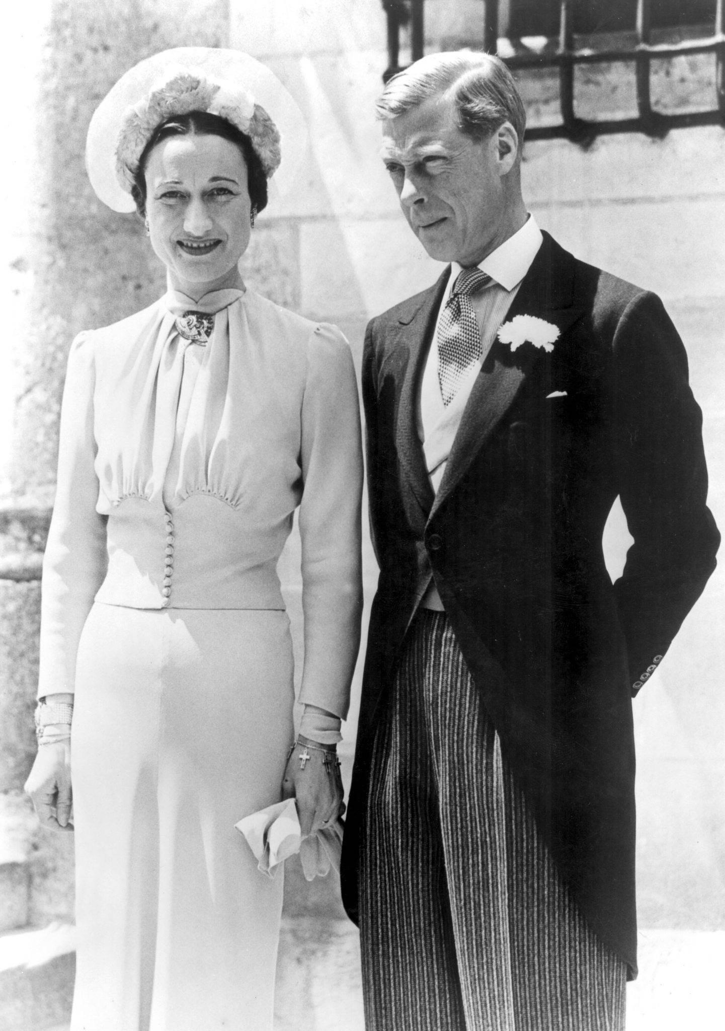Ślub Wallis Simpson i księcia Edwarda – 1937 rok