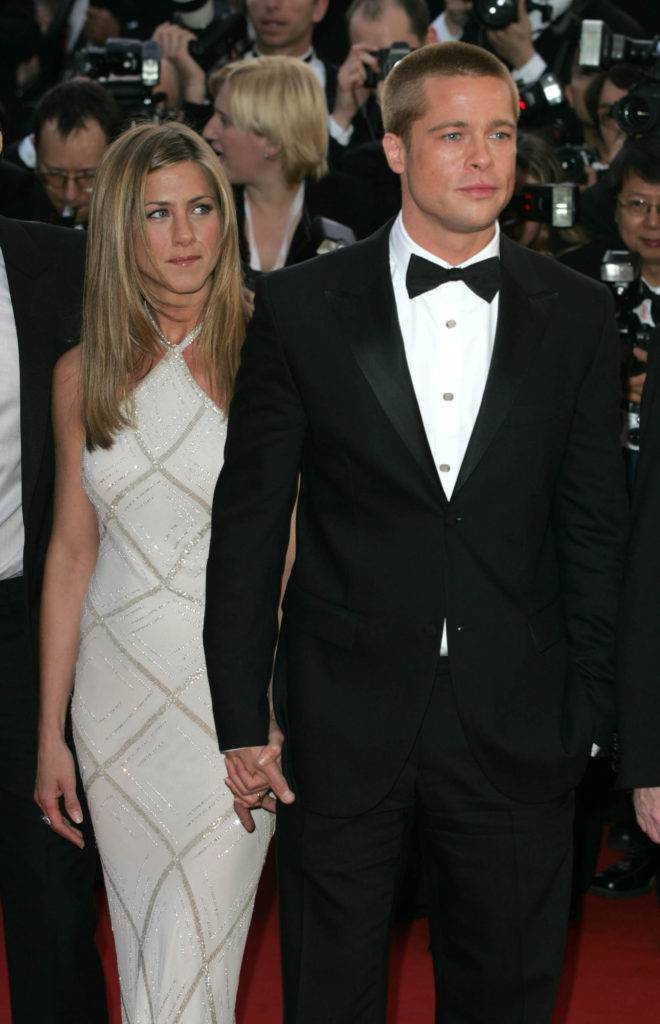 Jennifer Aniston i Brad Pitt – 2004