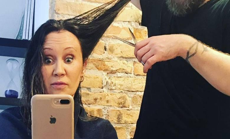 Anna Nowak-Ibisz ścięła włosy