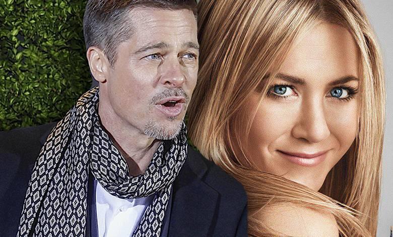 Jennifer Aniston i Brad Pitt wrócą do siebie?
