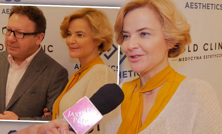 Monika Zamachowska ma stany lękowe