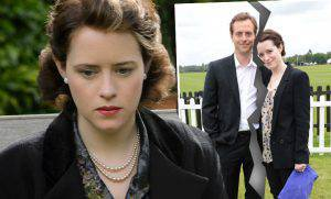 Claire Foy i Stephen Cambpell Moore rozwodzą się