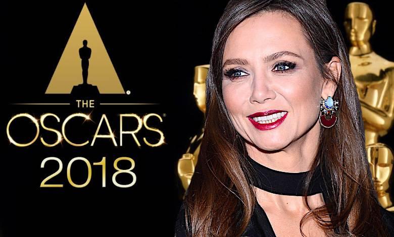 Kinga Rusin poleciała na Oscary 2018