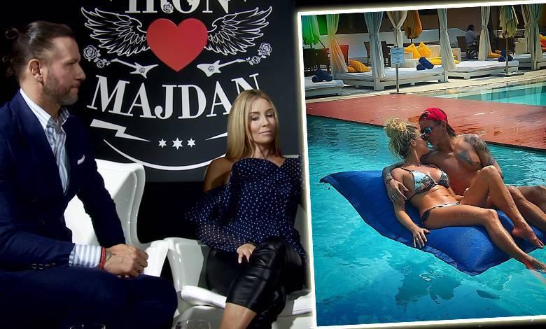 Małgorzata Rozenek i Radosław Majdan wyprowadzą się do Azji?